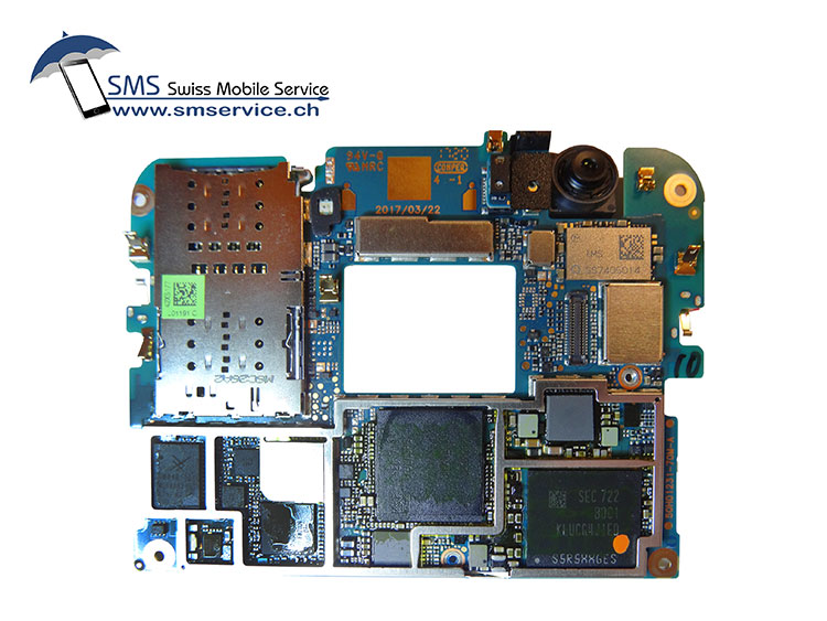 htc 11 réparation, HTC U11 ne s'allume plus,,HTC U11 Motherboard