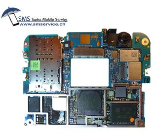 HTC U11 Logic board