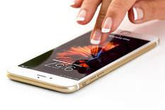 iPhone touch screen repair
