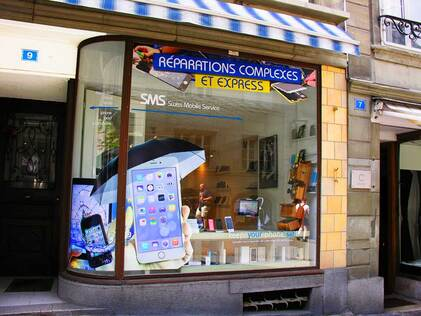 reparation iphone fribourg